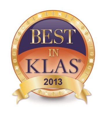 Philips IntelliSpace Portal has been named a Category Leader in Enterprise Advanced Visualization Software in the 2013 Best in KLAS: Software and Services report.