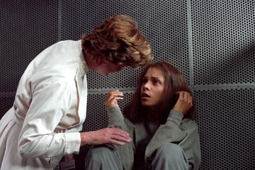 Bronwen Mantel and Halle Berry in Warner Bros. Gothika