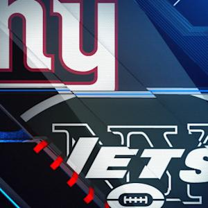 New York Giants vs. New York Jets preseason highlights