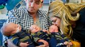Heavy triplets may break world record