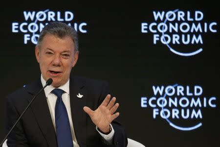 Colombia peace talks with ELN rebels to begin Feb. 8: president