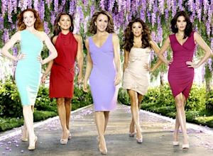 Eva Longoria Denies Feud With Desperate Housewives Costars