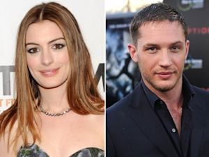 Anne Hathaway, Tom Hardy -- Getty Images
