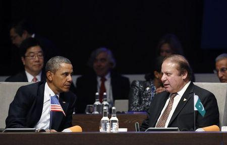 Obama invites Pakistan PM Sharif for October visit