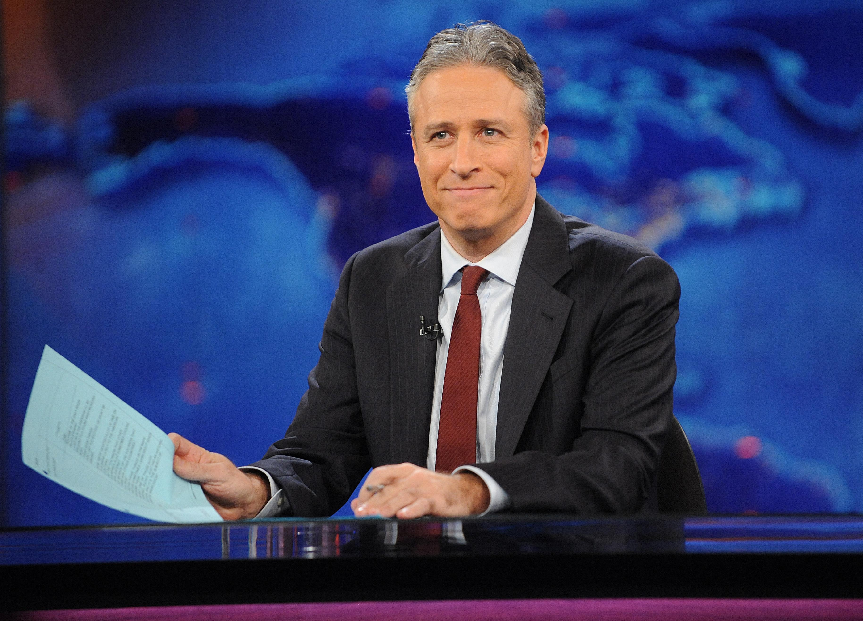 How Jon Stewart's resignation re-ignited the 'Lean In' debate