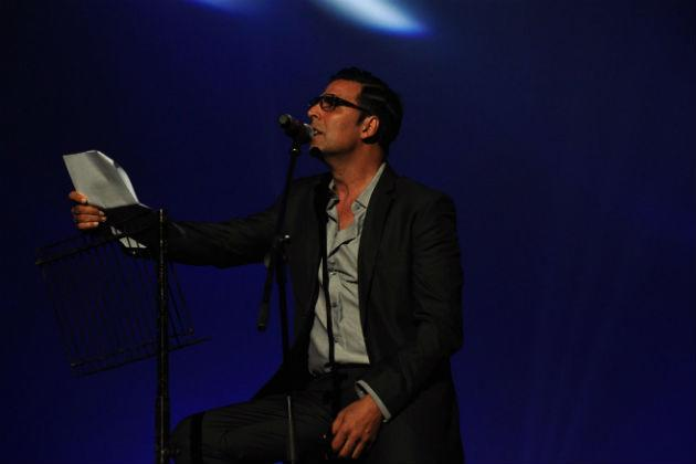 Akki makes his singing debut