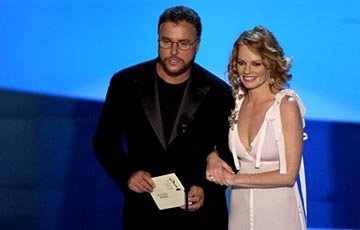 William Petersen, Marg Helgenberger