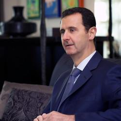 Syria's Bashar Al-Assad Meets With French Lawmakers