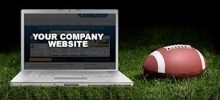 Could Your Website Score a Touchdown? image footall graphic1