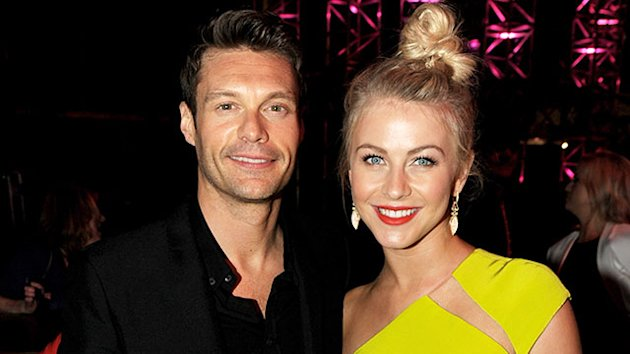 Seacrest Calls Hough 'The Best Part of Every Day'