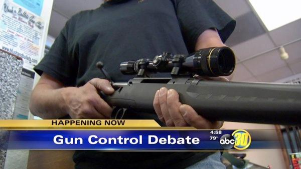 Valley gun owners react to Senate gun control vote