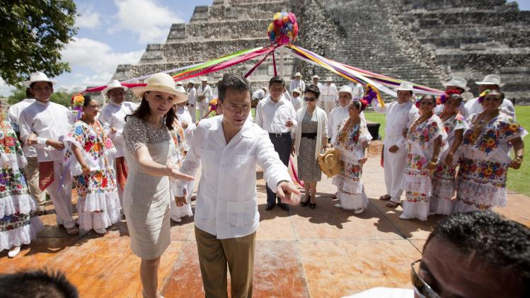 Mexico hopes Xi's trip sparks visits by Chinese