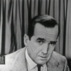 """See It Now"" anniversary: When Edward R. Murrow stood up to Joseph McCarthy"