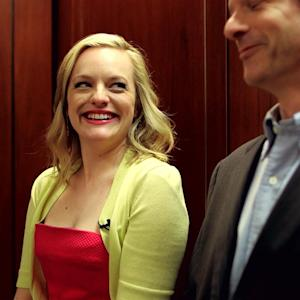 Elisabeth Moss on Her Favorite Mad Men Elevator Ride