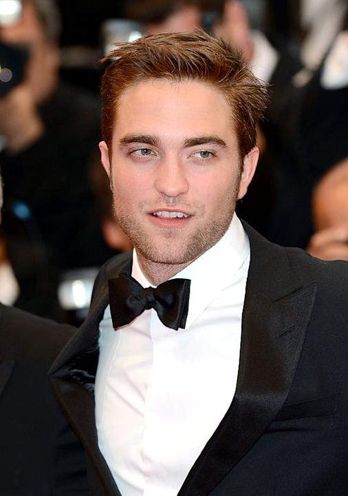 Robert Pattinson's New Life Motto: Stop Being So Scared