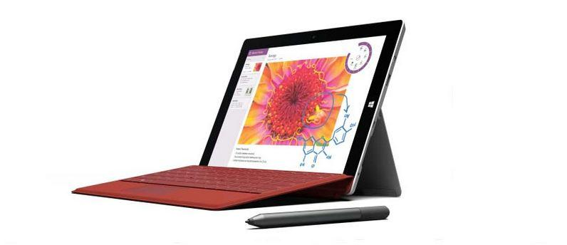$500 Surface 3 Announced