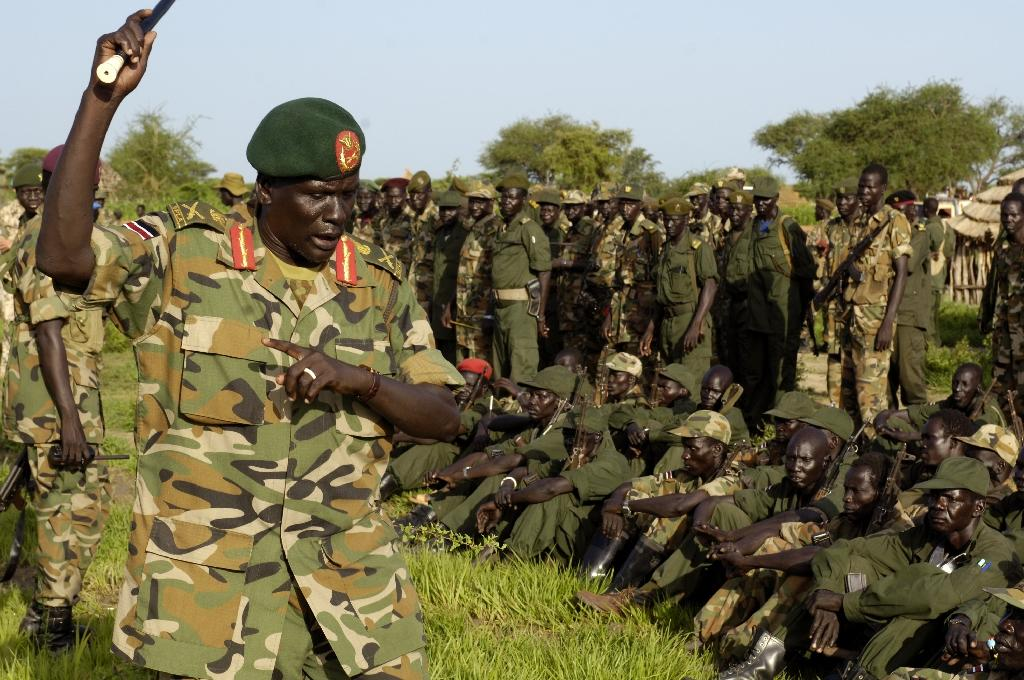 UN unable to identify attackers in South Sudan copter downing