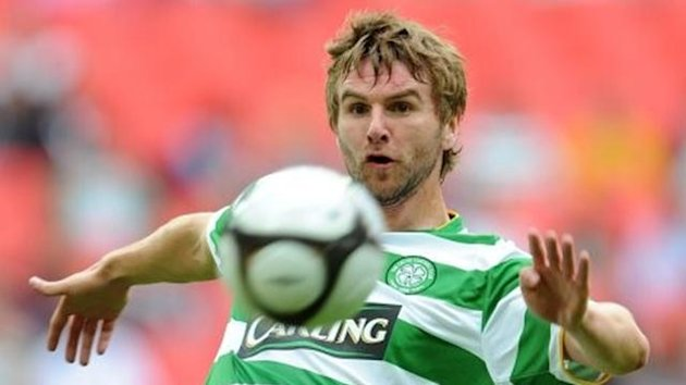 Paddy McCourt, Celtic