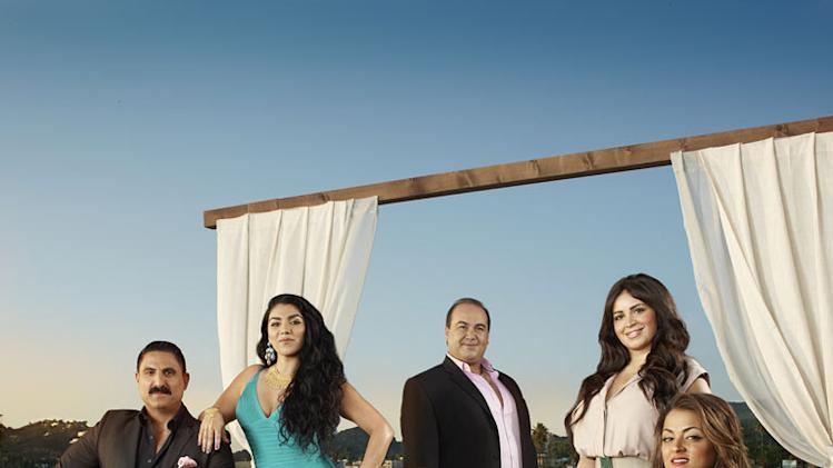"The cast of ""Shahs of Sunset."""