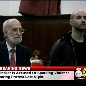 Baruch College Professor Charged In Brooklyn Bridge Protest Melee