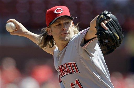 Arroyo, Reds beat Cardinals 6-3 and avoid sweep
