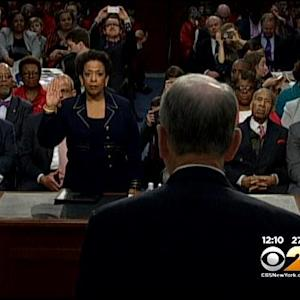 Obama's Attorney General Nominee Loretta Lynch Grilled By Congress