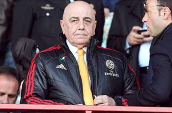 AC Milan have saved 34-42 million on wages, reveals Galliani