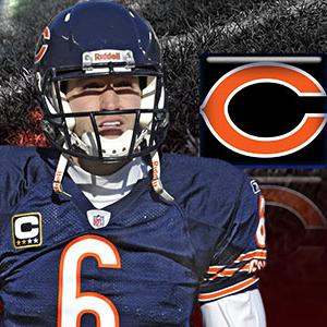 Bears Bench QB Jay Cutler for Clausen