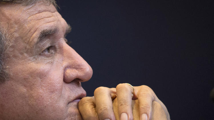 Parreira blasts Brazil's World Cup preparations