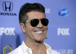 "Judge Simon Cowell attends ""The X Factor"" season three premiere event in West Hollywood"