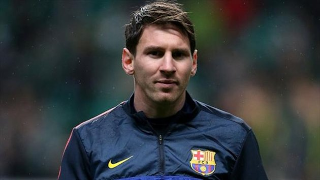 Lionel Messi (PA Photos)