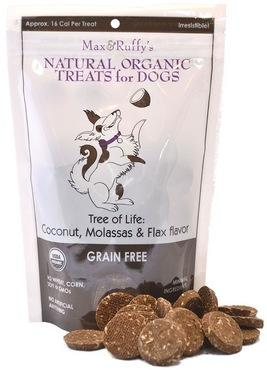 Tree of Life: Coconut, Molasses & Flax Flavor, $7.25