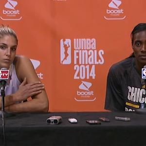 Postgame: Fowles And Delle Donne