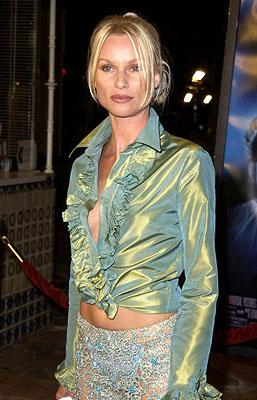 "Nicollette Sheridan of ""Knots Landing"" at the Westwood premiere of K-Pax"