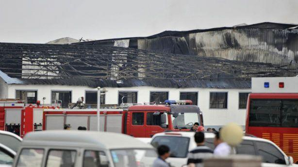 New Factory Disaster Claims 119 Lives in China