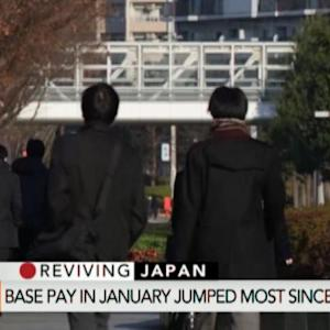 Japan High-School Graduates Are Seeing a Hot Job Market