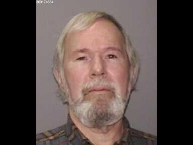 This undated photo provided by the New York State Police shows Kurt R. Meyers, the man being sought in connection with the shooting of six people in two incidents in upstate New York, Wednesday, March