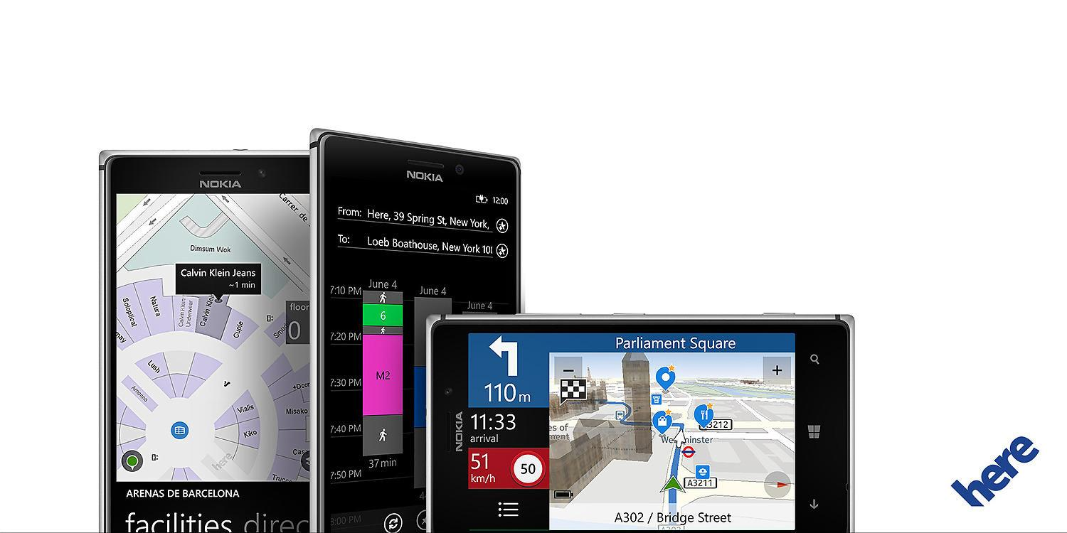 Nokia CEO: We don't know yet if we'll sell Here mapping business