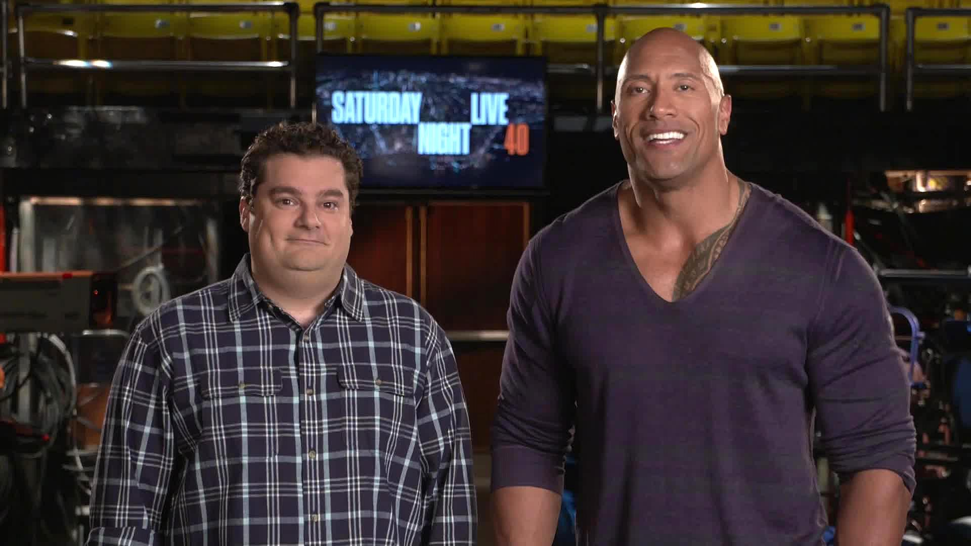'Saturday Night Live' With Host Dwayne Johnson Slips To Season Low