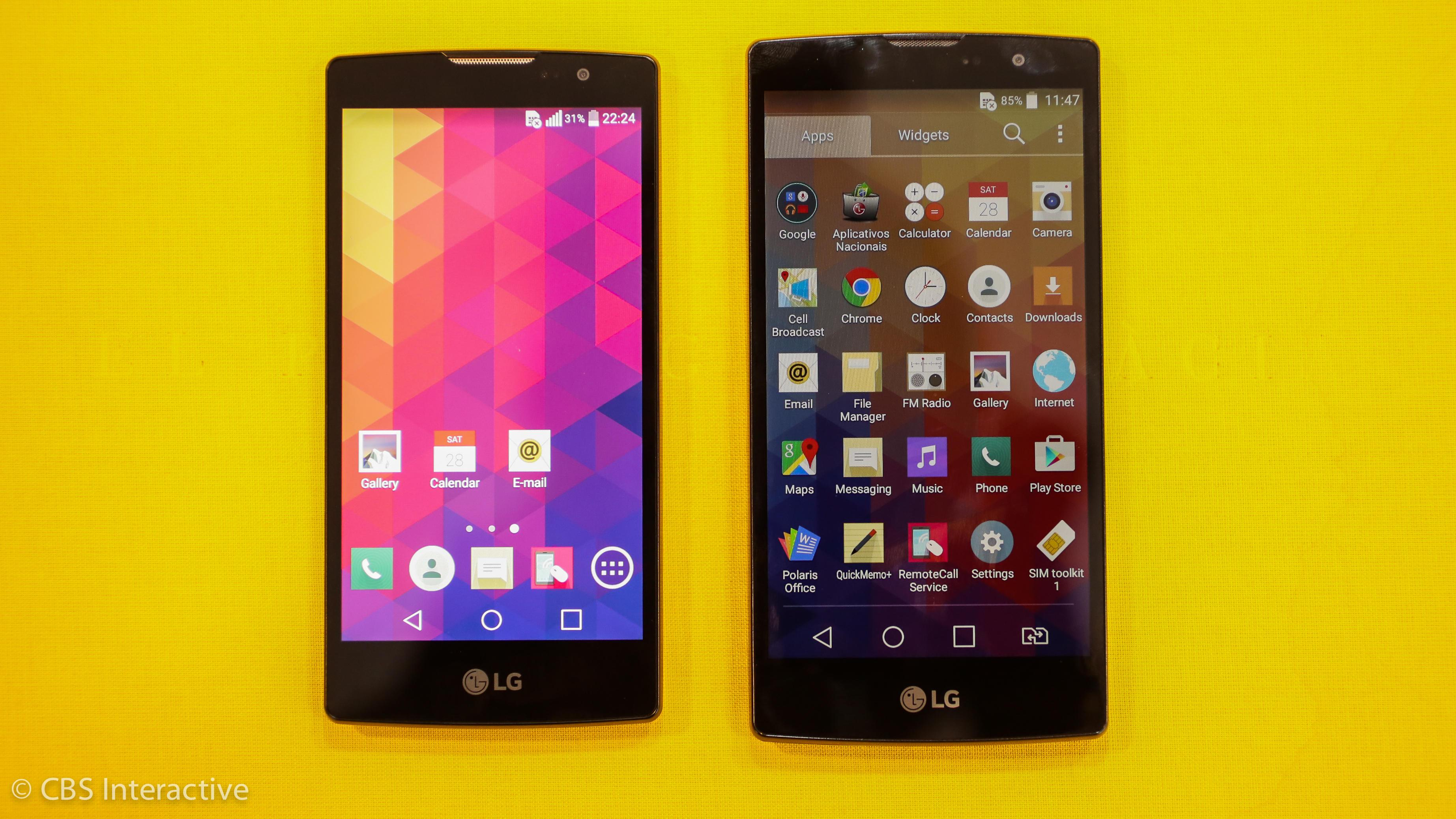 LG rolls out four new midrange smartphones