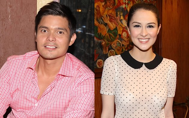 Marian Rivera and Dingdong Dantes (NPPA Images)