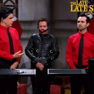 Craig Ferguson - Christmas With Kraftwerk - What Do You Want