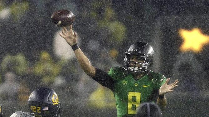 Colorado braces for potent offense of No. 2 Oregon