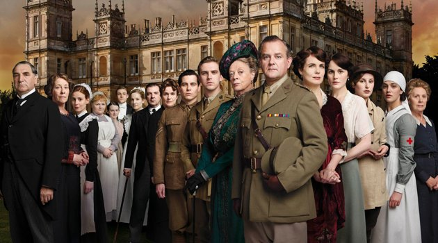 Downton... to get its first black character (Copyright: ITV)