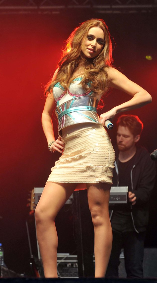 Una Healy, The Saturdays