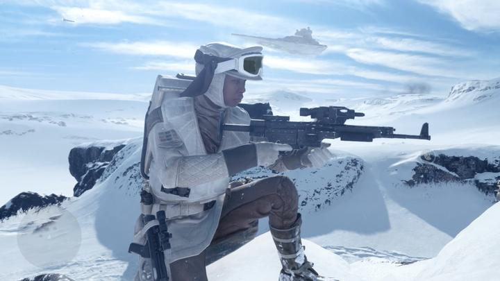 Star Wars Battlefront feels like a PS2 game, in the best way possible