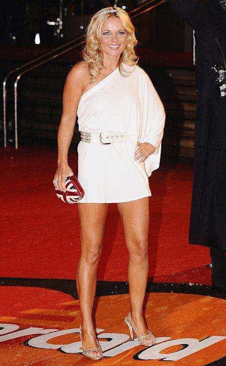 Halliwell Geri Brit Awards