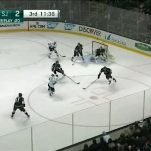Kings at Sharks / Game Highlights