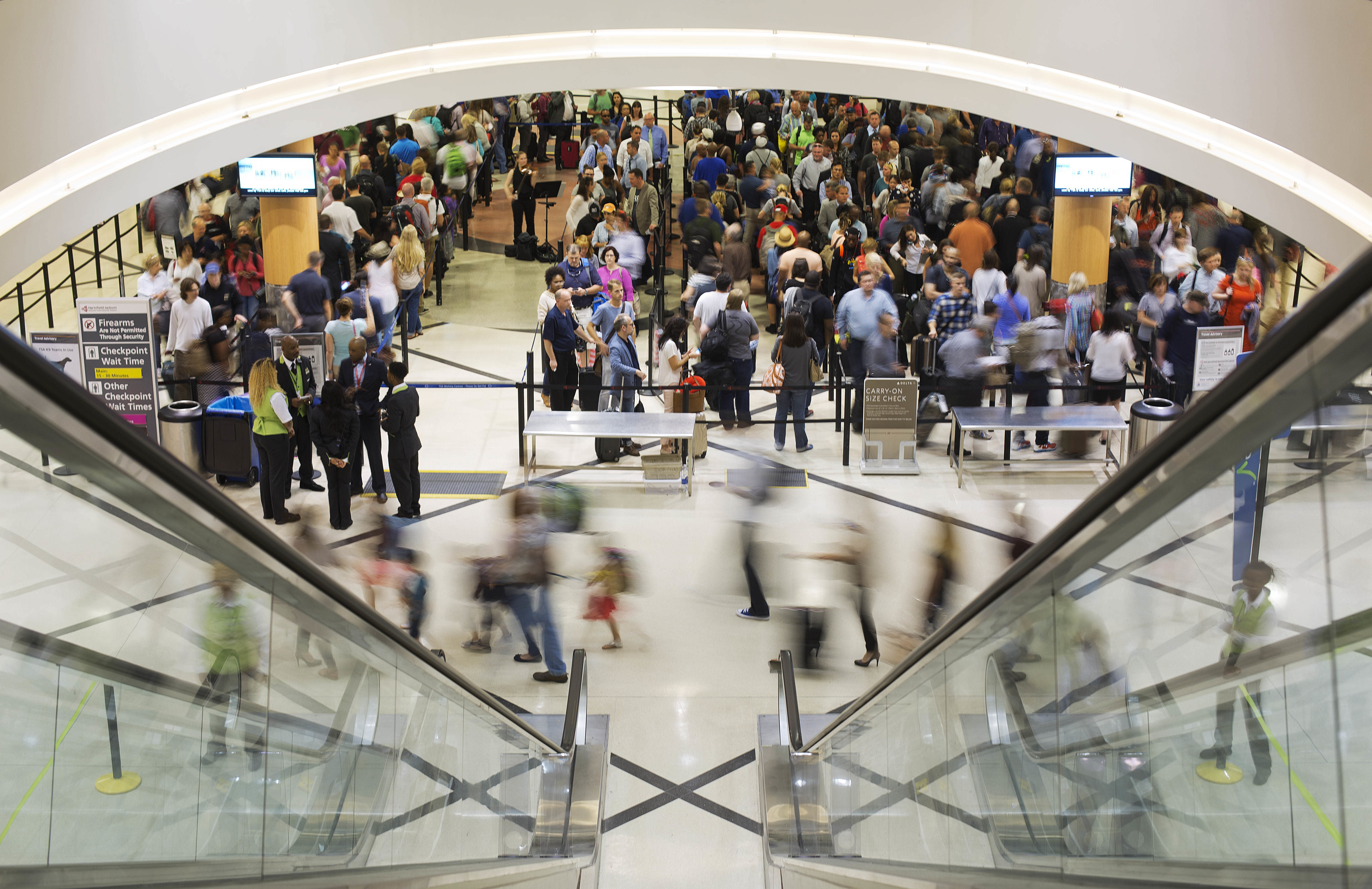 What to know about long lines at airport security