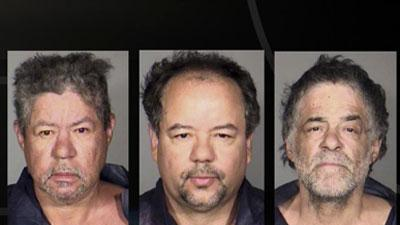 Expert: 'Never Seen 3 Women Held by 3 Men'